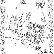 Spongebob Coloring Pages 31 Printables Of Your Favorite Tv Characters