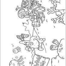Desenhos Do Bob Esponja Para Colorir Desenhos Para Colorir