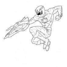Power Rangers Coloring Pages 64 Printables Of Your Favorite Tv Characters