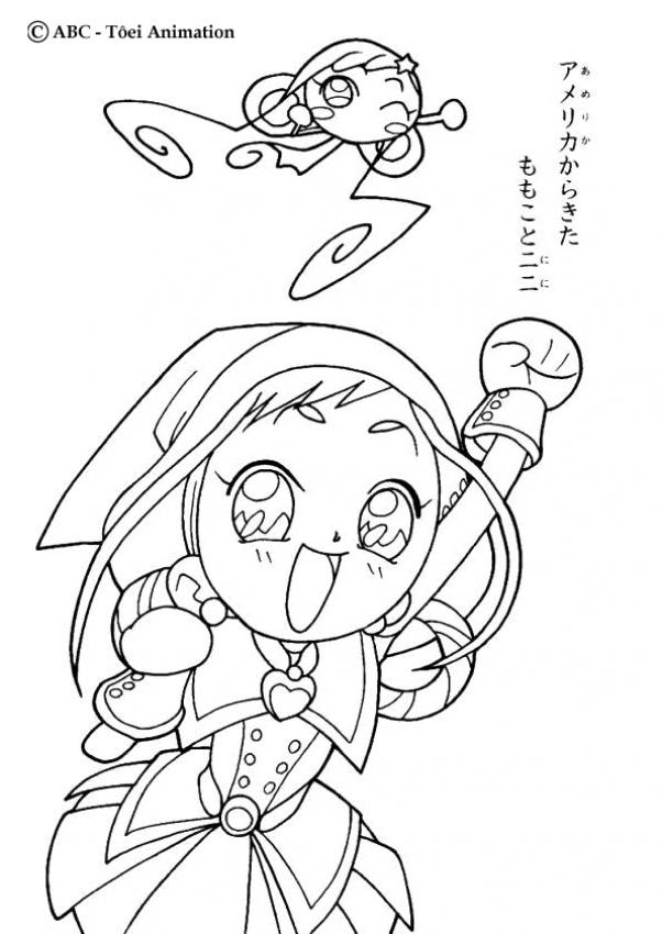 doremi coloring pages - photo#7