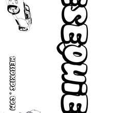 Emmanuel coloring pages Hellokids