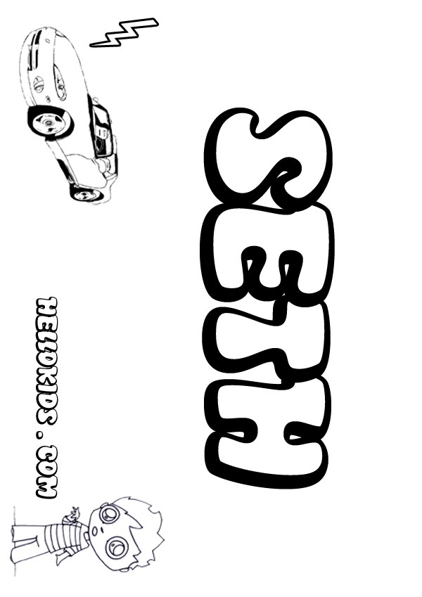 Graffiti Wall: Graffiti Words coloring pages For Teenagers | 849x600