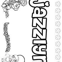 Jazz Coloring Pages Hellokids Com Jazz Coloring Pages
