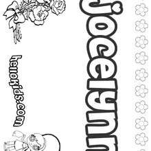 jessica name coloring pages | Jessica coloring pages - Hellokids.com
