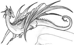 Dragon Bat artwok design