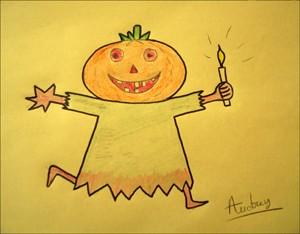 halloween_pumpkin_picture01 - Draw Halloween Pumpkin