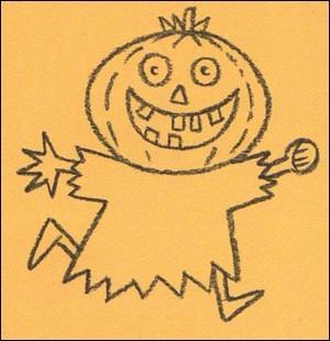halloween_pumpkin_picture05 - Halloween Drawings For Kids
