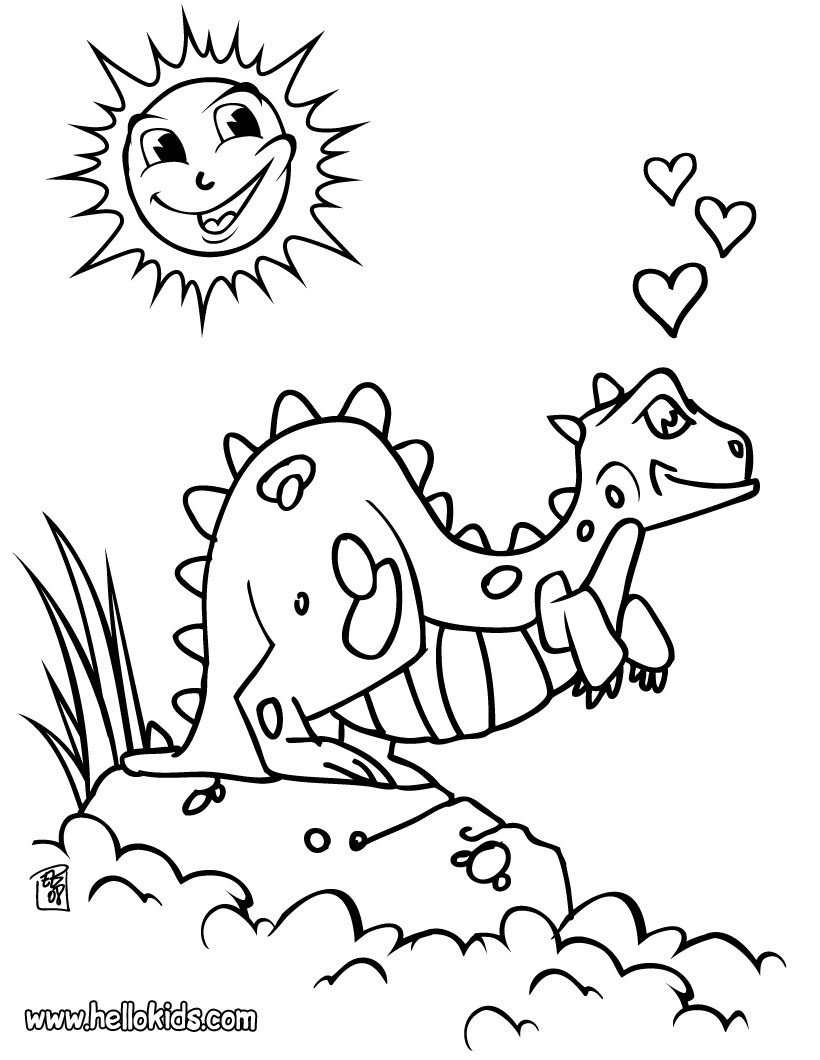 Brachiosaurus Brontosaurus and Diplodocus coloring pages