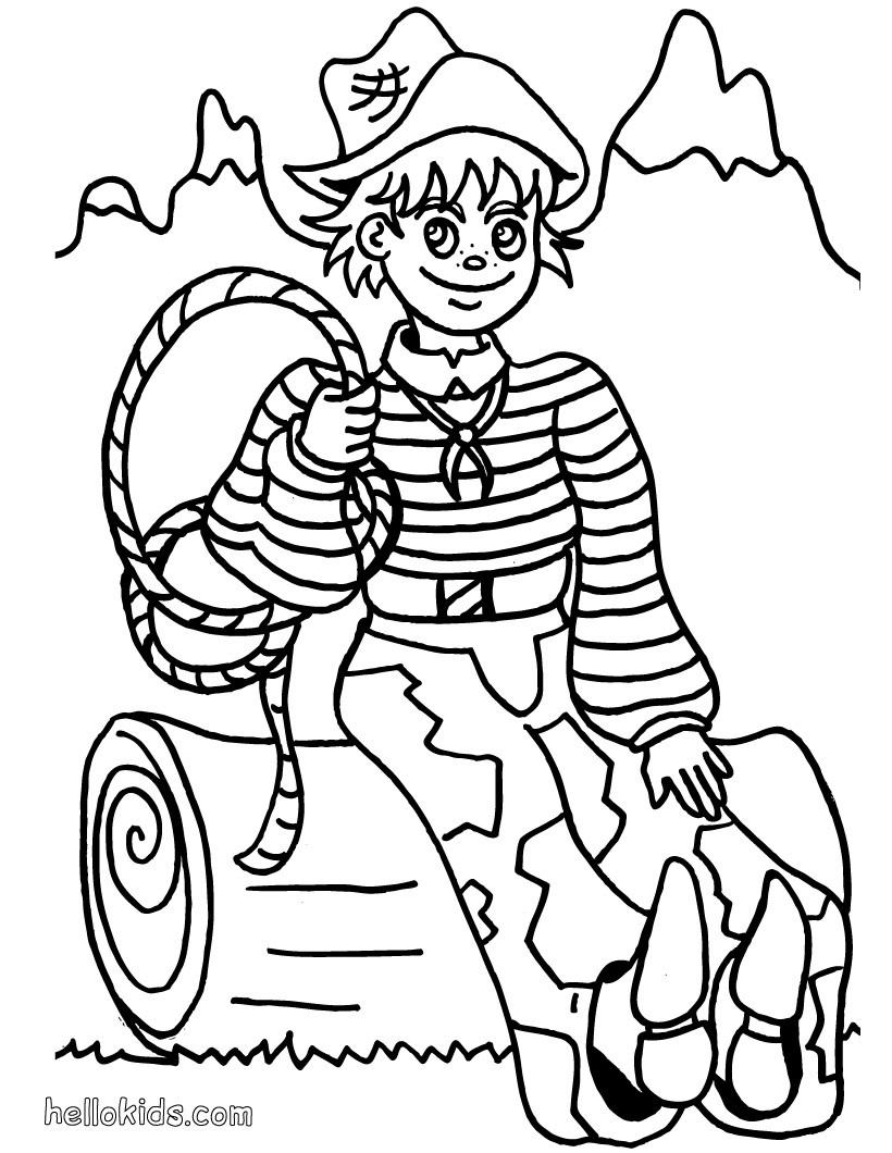 Sitting shepherd coloring pages Hellokidscom