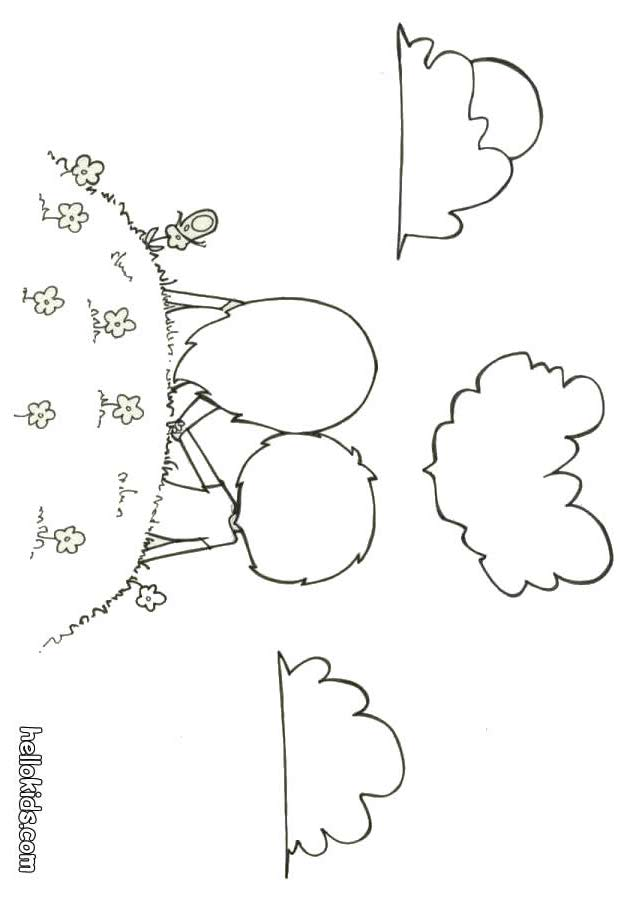 SPRING coloring pages - Coloring pages - Printable Coloring Pages ...