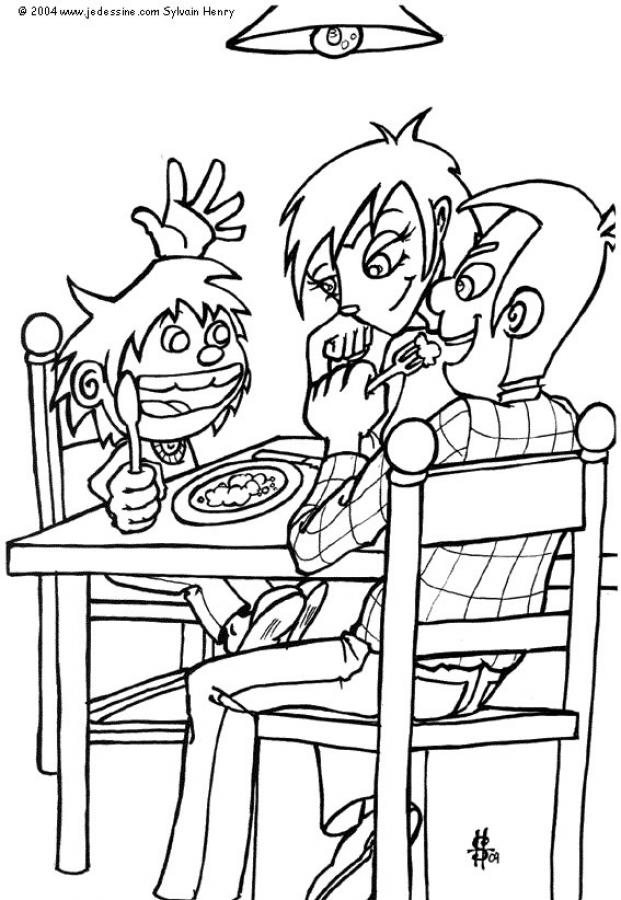 school lunch bag coloring pages - photo#29