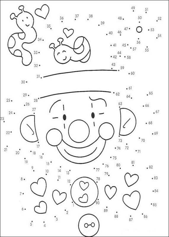 Dots Template Game Images