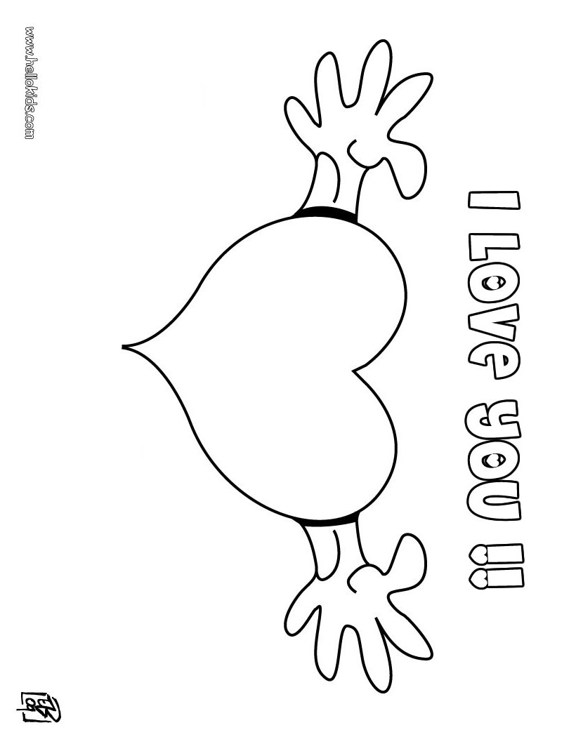 i miss daddy coloring pages - photo#29