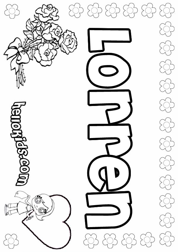 Lydia name coloring pages coloring pages for Lydia coloring page
