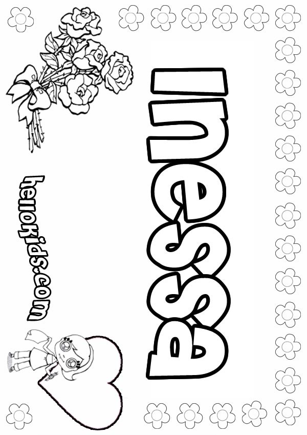 Halloween Alphabet Coloring Pages : Coloring letter page people « free pages