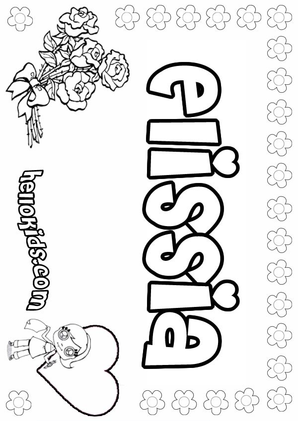 Elisha Coloring Pages Hellokids Com