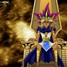 Yu Gi Oh: Atem pharaoh wallpaper