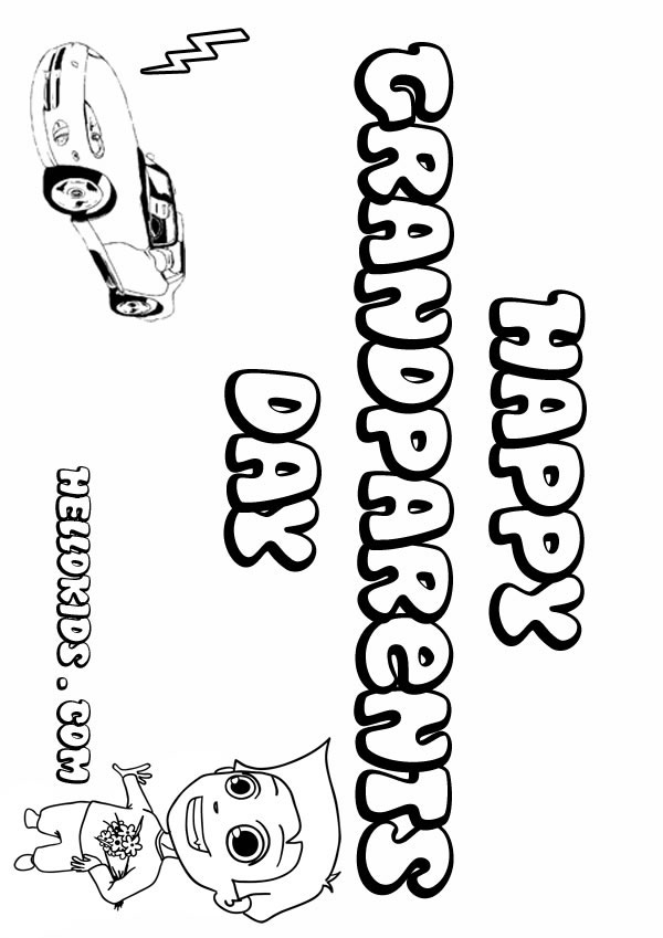 Grandparent coloring pages free coloring pages for Grandparents day coloring pages for kids