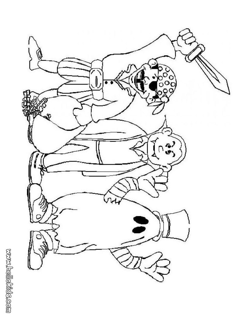 halloween pooh bear coloring pages - photo#27
