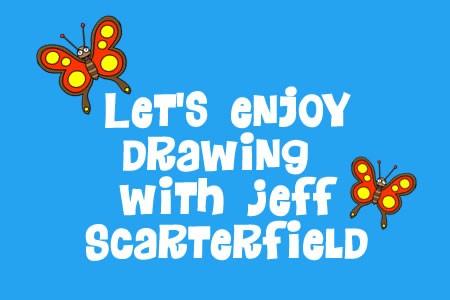 drawing-butterflies