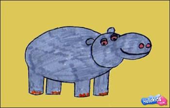 how-to-draw-hippopotamus