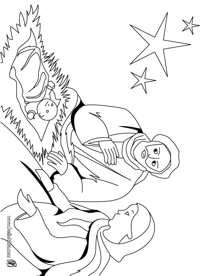 baby jesus beautiful photos: Baby Jesus Coloring Pages