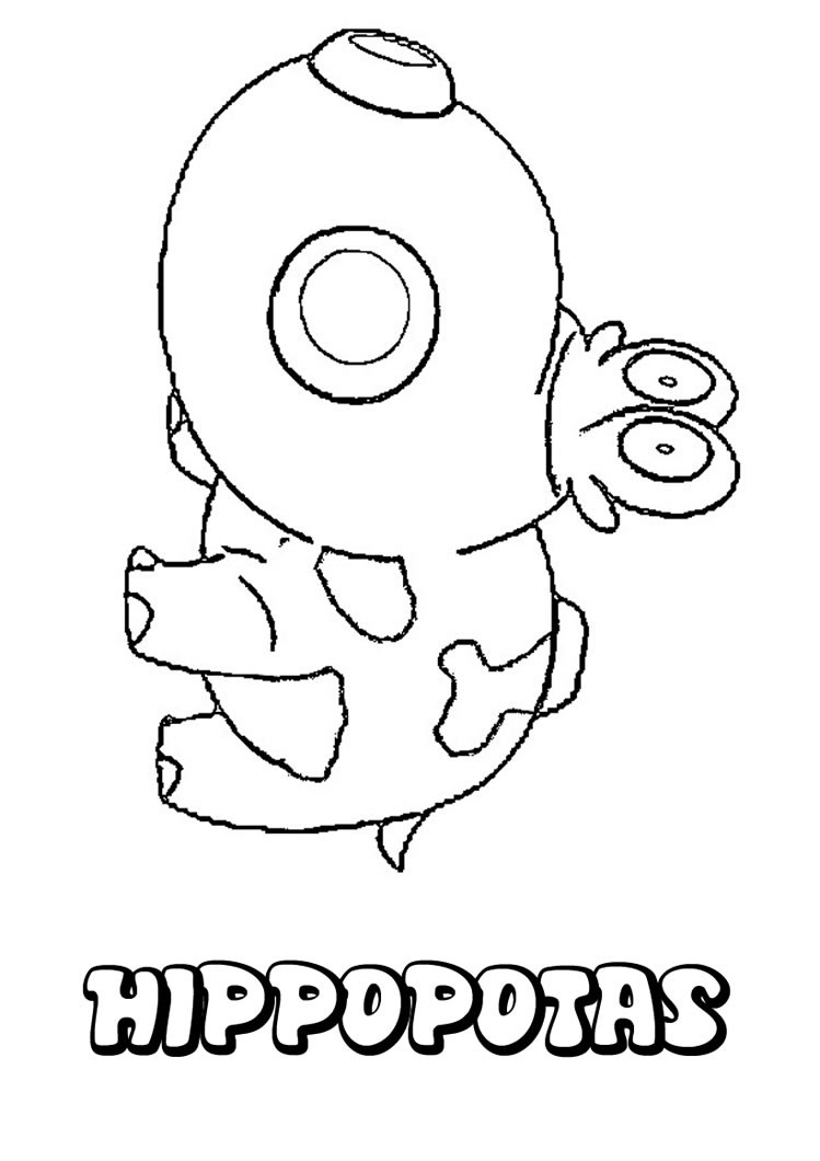 rhyperior pokemon coloring pages - photo#14