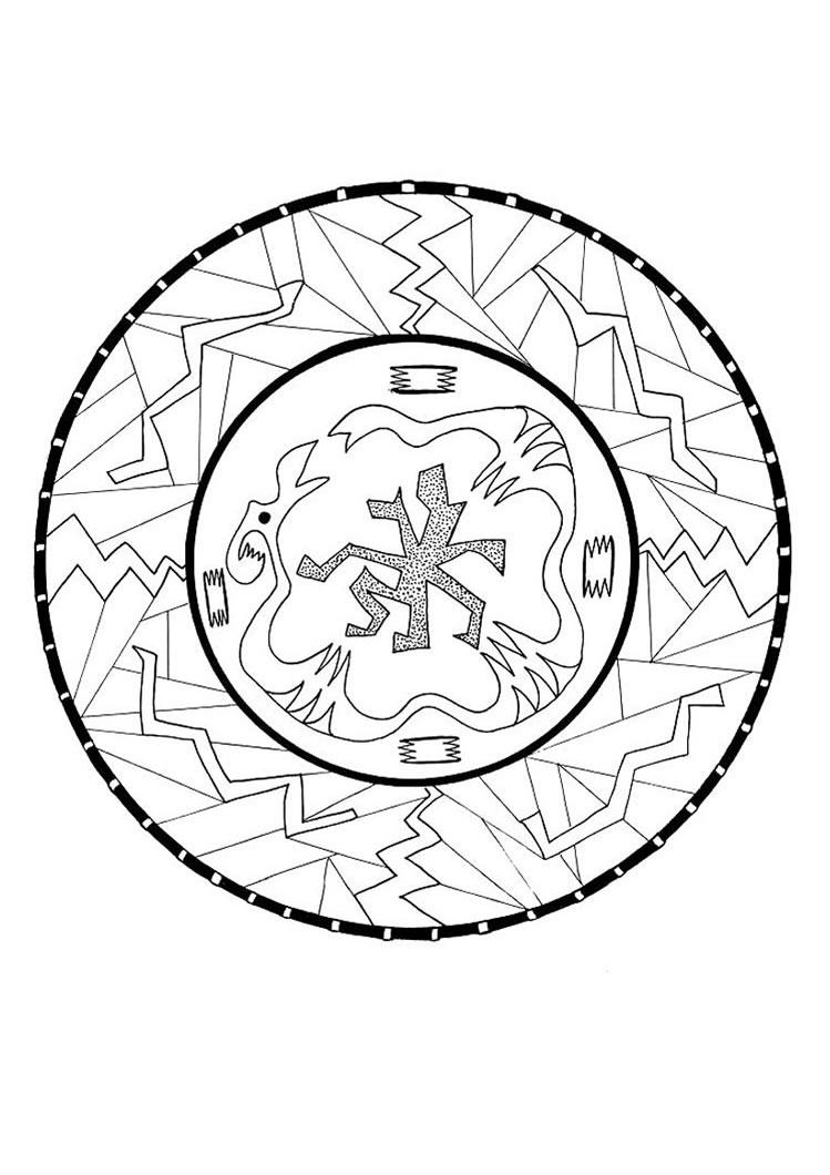 Onuit mandala worksheet