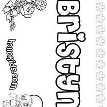 brianna name coloring pages | Brianna Coloring Pages Printable Coloring Pages