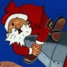 Weihnachtsmann Bild