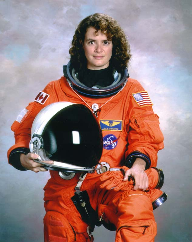 Julie Payette: Lady Astronaut