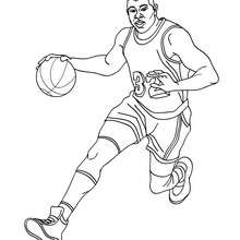 Basketball Coloring Pages Coloring Pages Printable Coloring Pages Hellokids Com