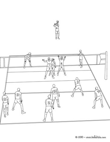 volleyball court diagram. volleyball court diagram