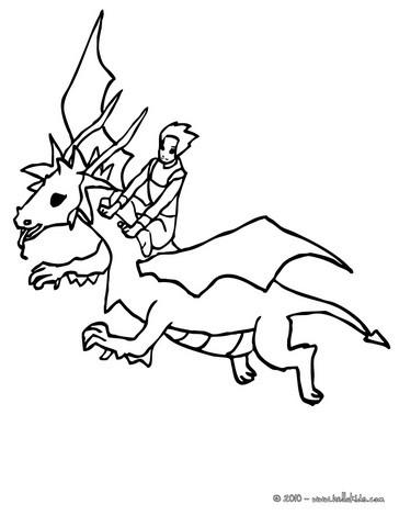 Dragon Coloring Pages 43 Magical Fantasy Dragons Coloring Sheets