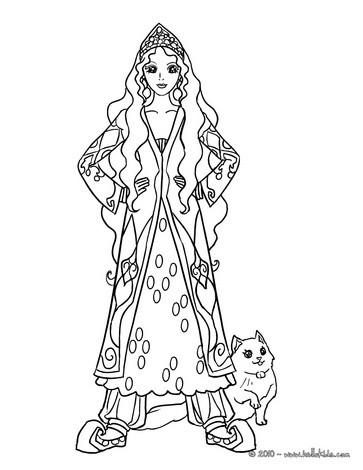 persian princess coloring pages hellokidscom