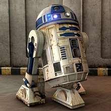 R2-D2 kid puzzle