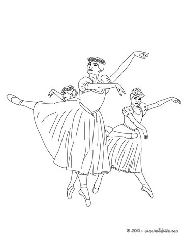 dance coloring pages - coloring pages - printable coloring pages ... - Ballerina Printable Coloring Pages