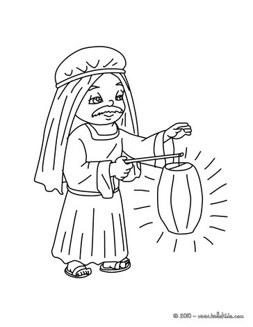 villager man with lantern coloring page coloring page holiday coloring pages christmas coloring