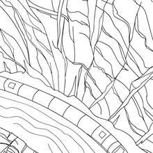 modern train coloring pages-#34