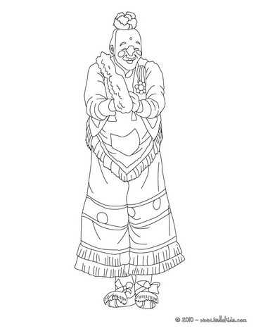 Chinese deity new year parade coloring page