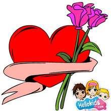 Love & roses puzzle