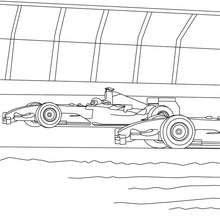 FORMULA ONE coloring pages Coloring pages Printable Coloring