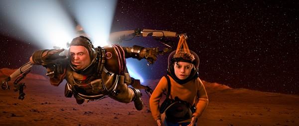 Mars Needs Moms Images