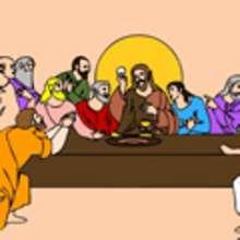 Quebra-cabeça do JESUS