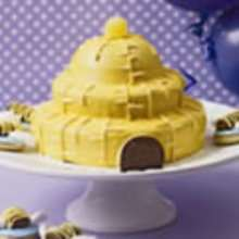 Sweet Beehive recipe