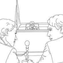 Judge coloring pages - Hellokids.com