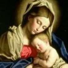 Mary's Child folk tale