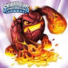 ERUPTOR Skylanders puzzle - Free Kids Games - KIDS PUZZLES games - SKYLANDERS video game online puzzles