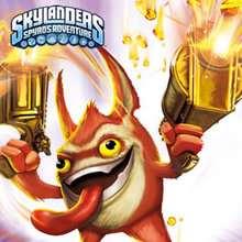 TRIGGER HAPPY Skylanders character online puzzle