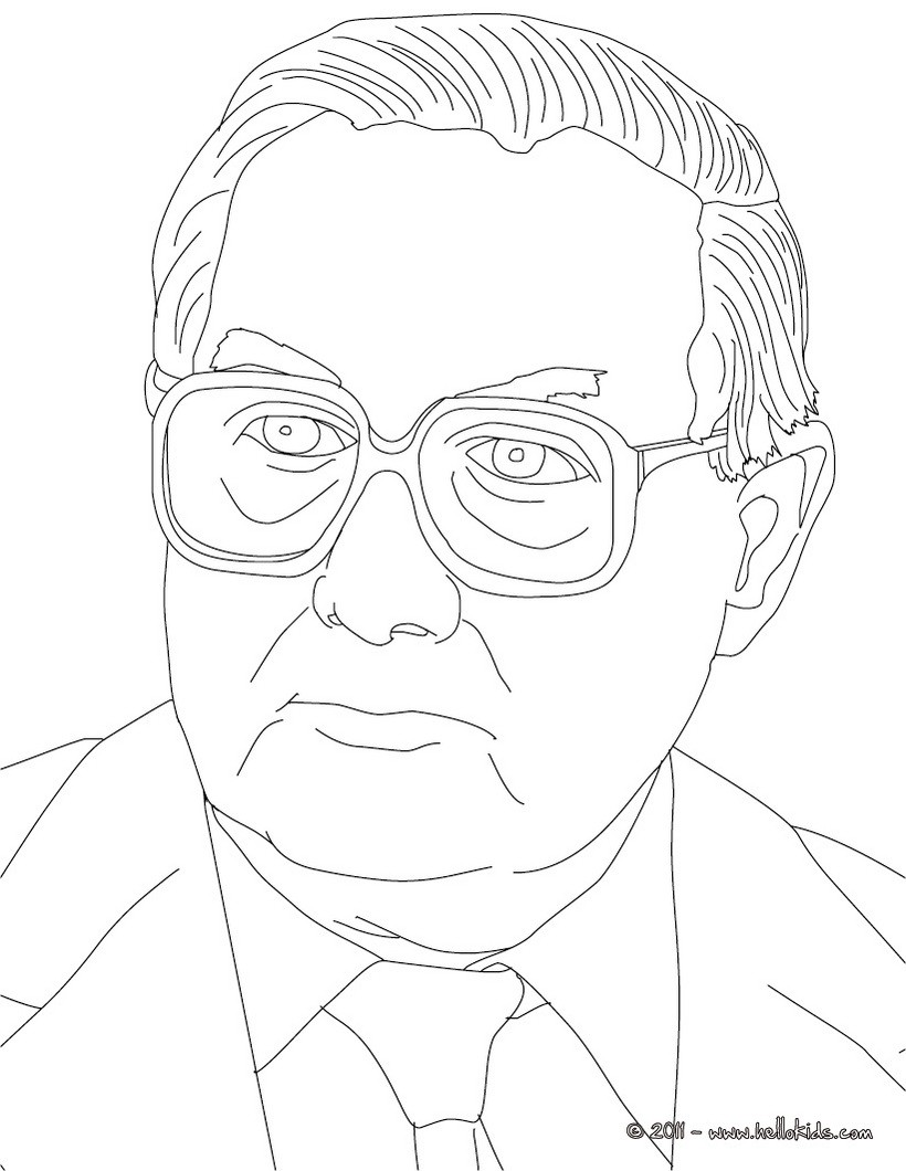 james cook coloring page
